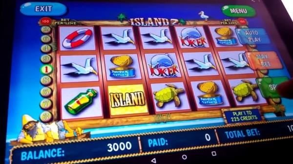 Эмуляторы реальных игровых автоматов